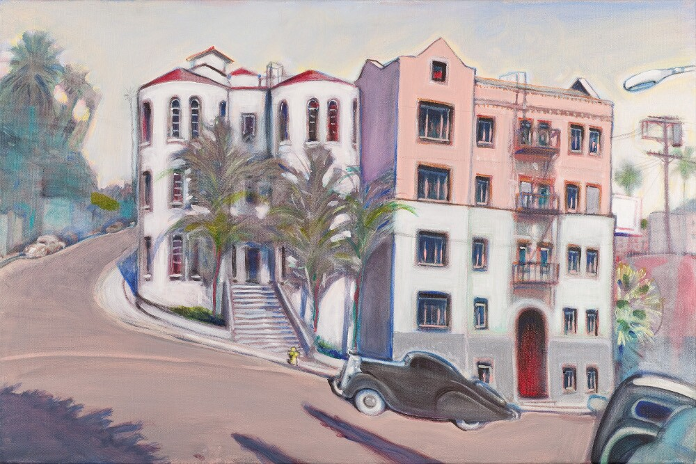 "John Reynolds, ""Silverlake."" 