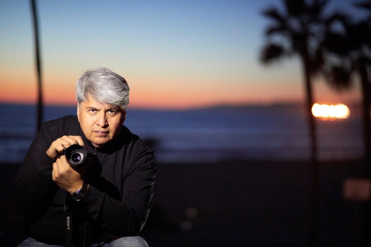Mexican photographer Fernando Aceves   Courtesy of Fernando Aceves