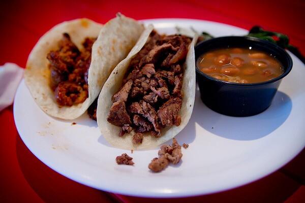 Mexicali Taco. Photo courtesy Paul Bartunek.