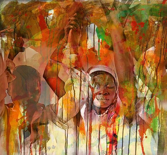 "Michael Massenburg, ""Still I Rise"" | Photo: Hanul Bahm"