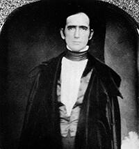 Portrait of Benjamin (Don Benito) Wilson | Courtesy of the Los Angeles Public Library