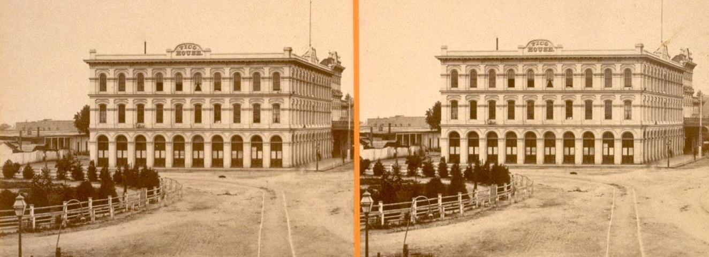 Pico House stereogram (cropped for header)