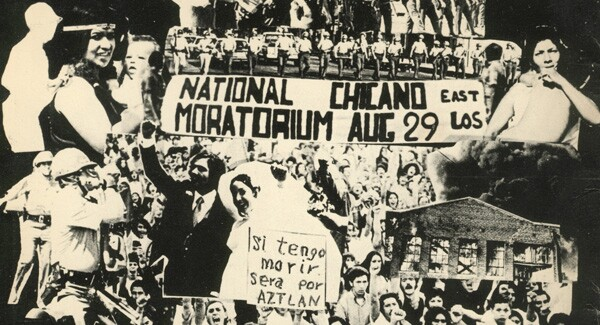 The National Chicano Moratorium Protest/March was held on August 29, 1970