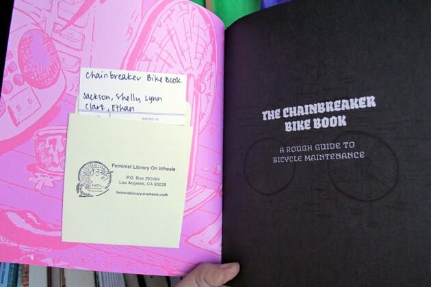 A book from F.L.O.W. | Photo: Krista Carlson