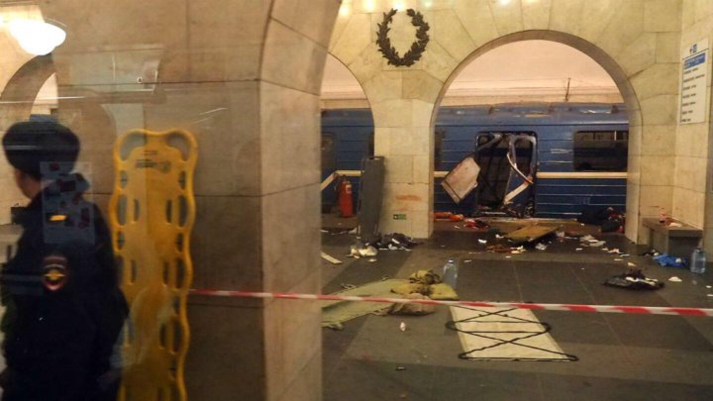 St. Petersburg Explosion
