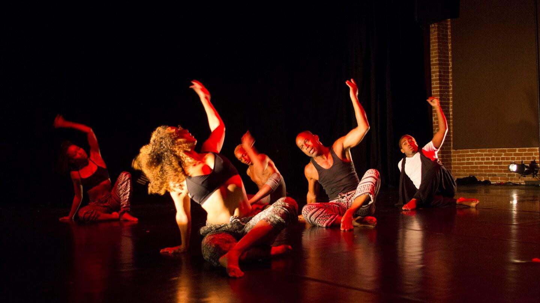 "Maura Townsend's ""Pendulum (A Call for Change),"" 2014. | Courtesy of BlakTinx Dance Festival"