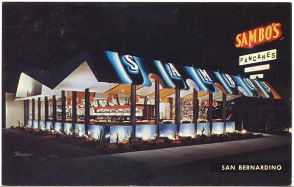 Sambo's, San Bernardino
