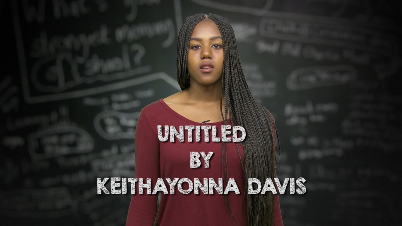 Literary Riot: Keithayonna Davis