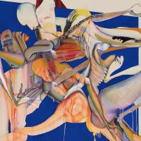 Christina Quarles - Studio Visit