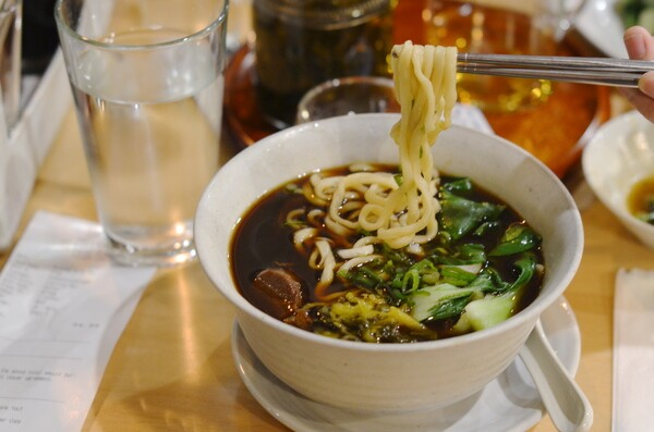 Beef noodle soup from Pine and Crane | Photo by Clarissa Wei
