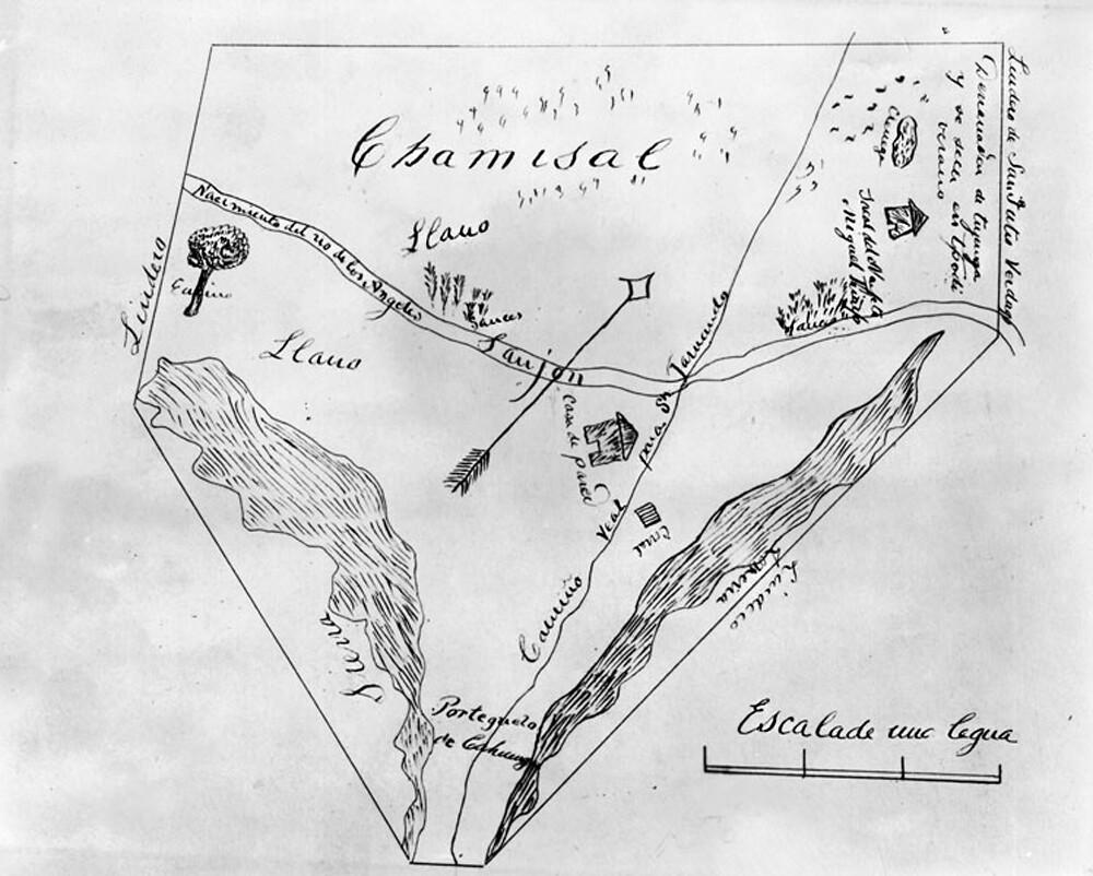 Campo de Cahuenga Site