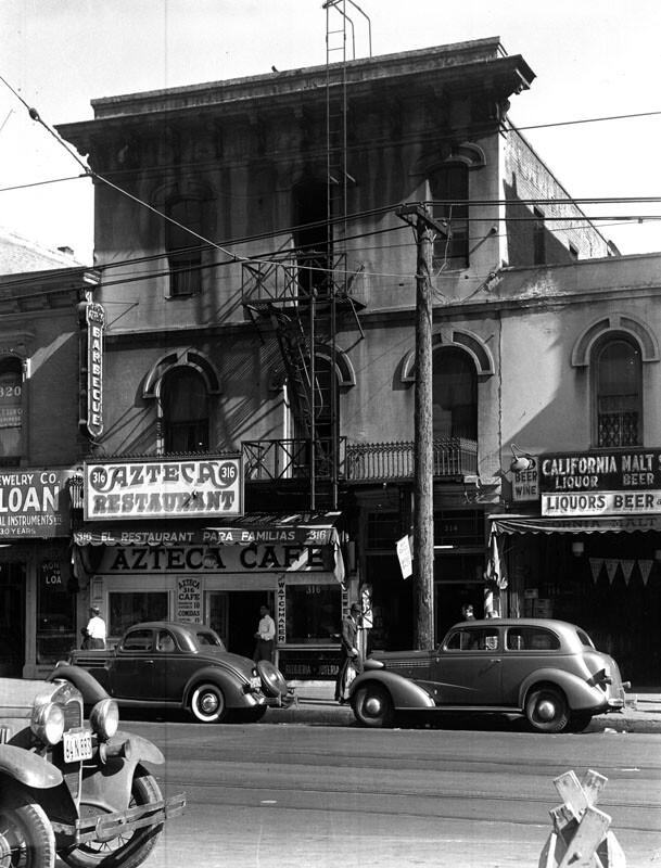 Bella Union Hotel (1939)