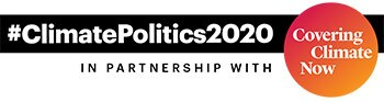 covering climate now politics-badge
