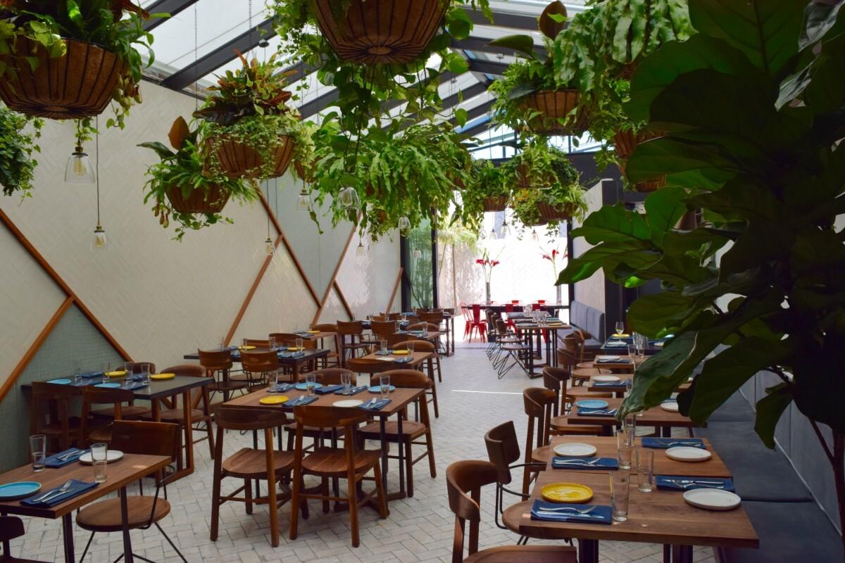 Rosaliné's dining room   Danny Jensen