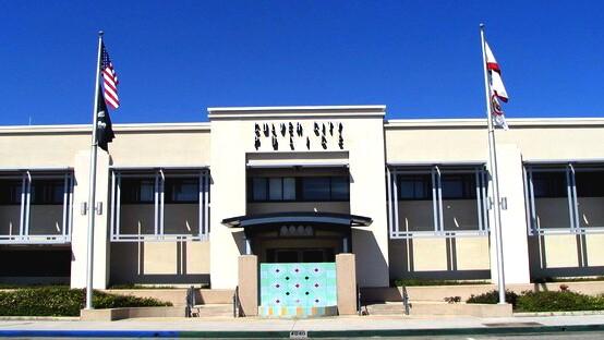 Culver City Police Station | photo: culvercity.org