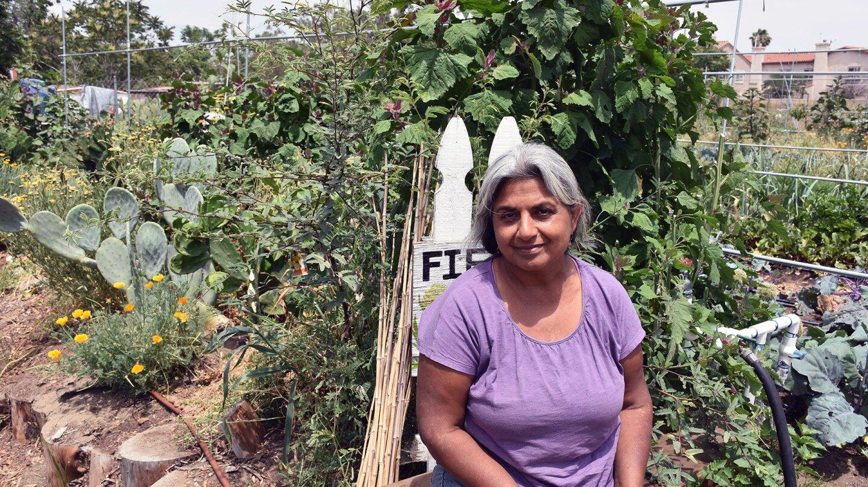 Manju Kumar of Sarvodaya Farms