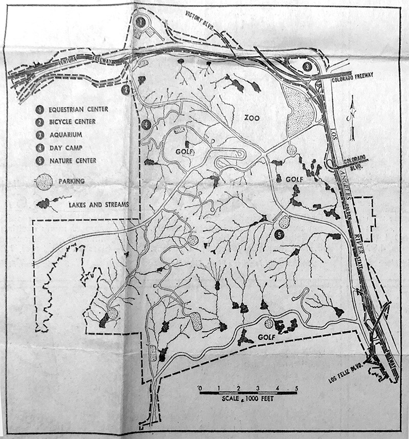 Griffith Park Plan | Los Angeles Times