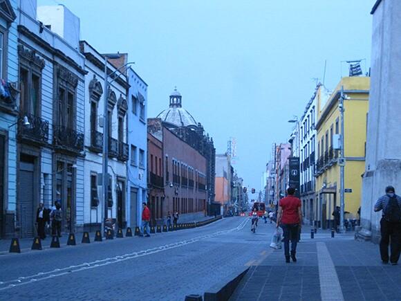 Mexico City | Photo: Raquel Gutiérrez