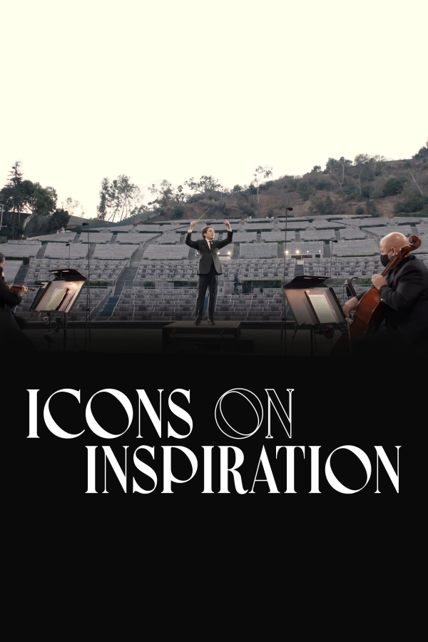 LA Phil Icons on Inspiration Show Poster