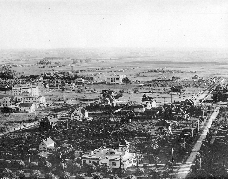 Hollywood, circa 1905