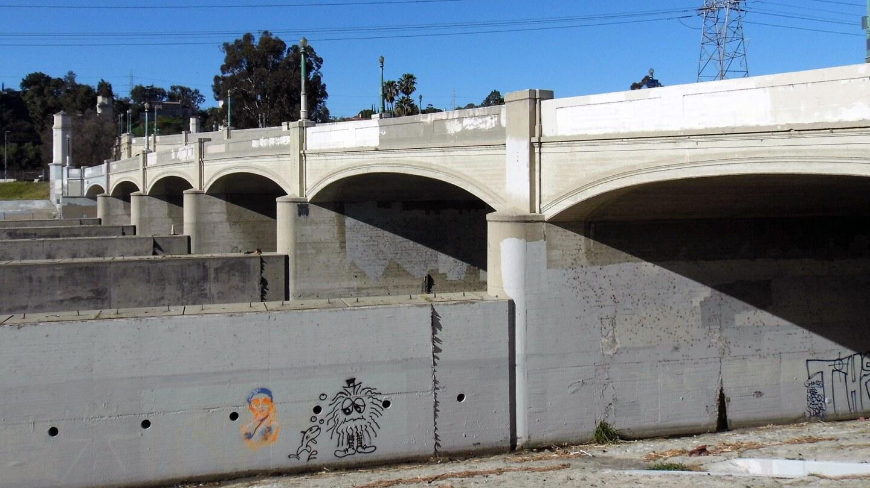 Glendale-Hyperion Bridge.   Sandi Hemmerlein