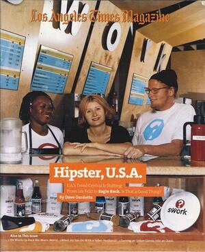 L.A. Times Magazine, July, 2001