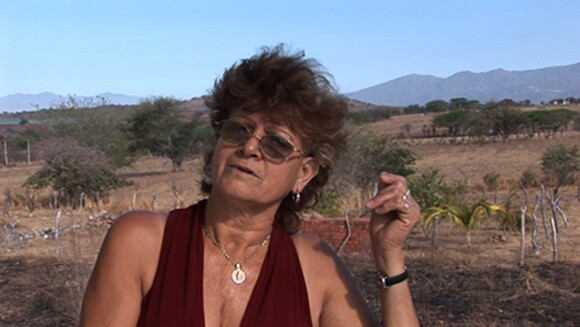 """Rufina. Still from """"The American Tapes"""""""