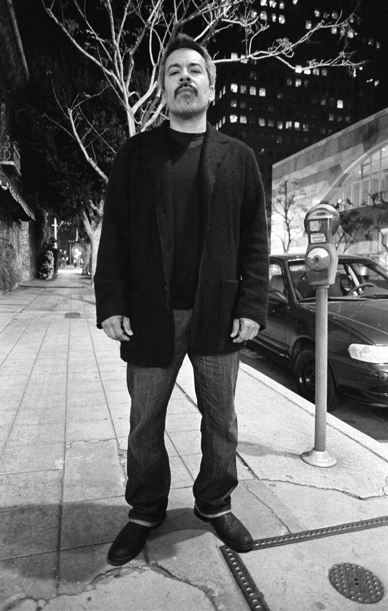 Salomon Huerta | Harry Gamboa Jr.
