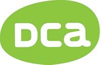 Department of Cultural Affairs DCA logo, 2020