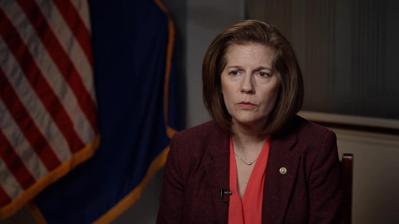 Nevada Senator Catherine Cortez Masto