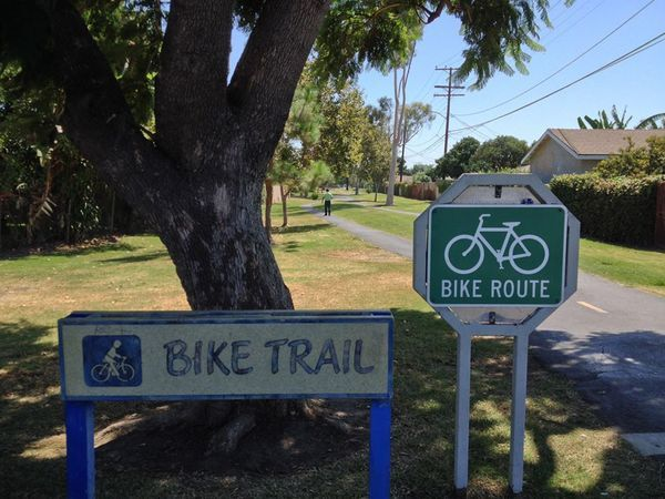 Pacific Electric Bicycle Trail