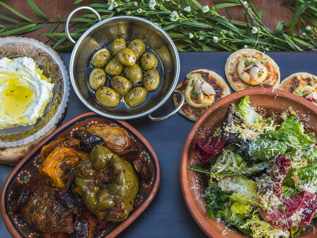 The Migrant Kitchen: Middle Eastern feast