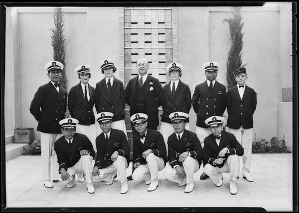 Hotel staff   Dick Whittington Studio Collection, USC Digital Library