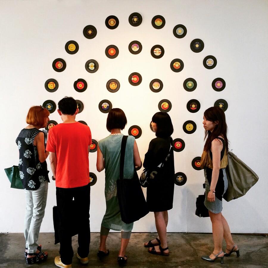 "Kio Griffith, ""Revolutions Per Minute,"" 2015 at Paul Loya Gallery"
