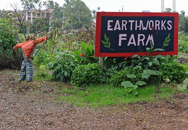 EarthWorksSign