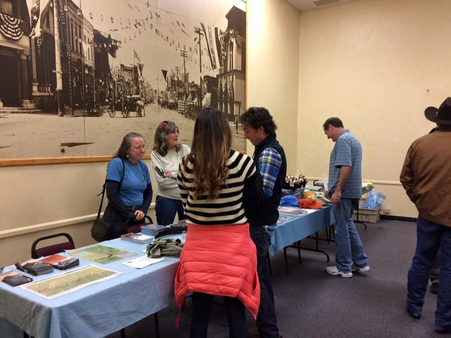 Friends of california condors meeting at e.p. foster library ventura