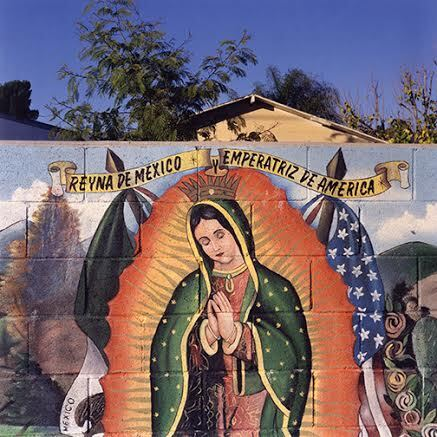 """Virgin of Guadalupe,"" 2012 