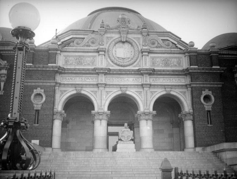 All photos: Los Angeles Public Library