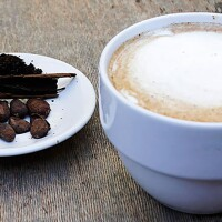 Coffee Primera Taza Coco Milk   Cynthia Rebolledo