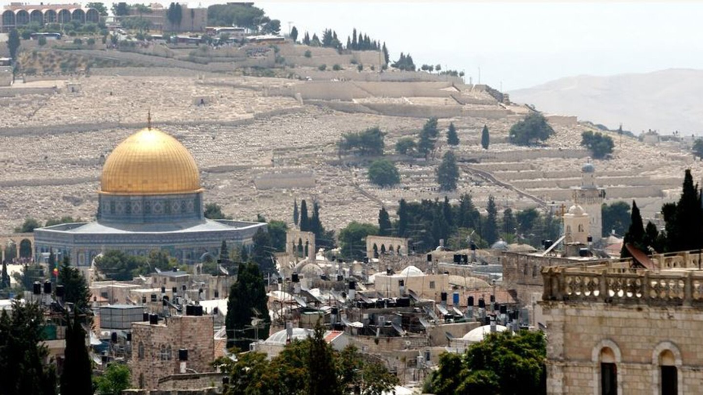 Dome of the Rock & Temple Mount