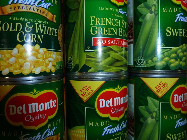 No more canned or frozen food items will be served to students within the Los Angeles Unified School District.