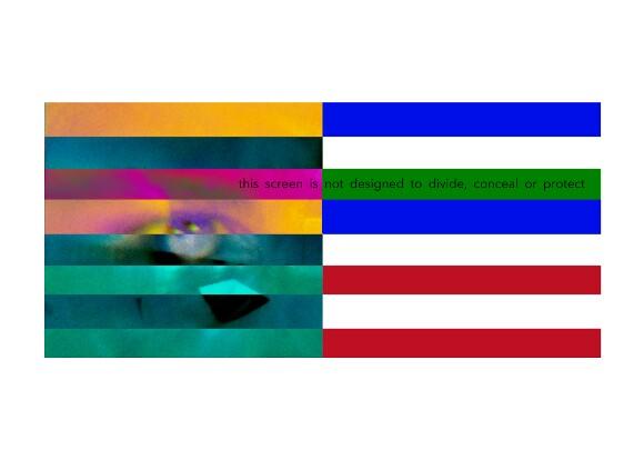 """Screen shot #3,"" digital collage"