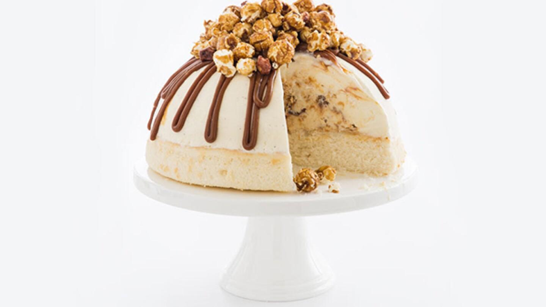 Cracker Jack Ice Cream Cake (small)