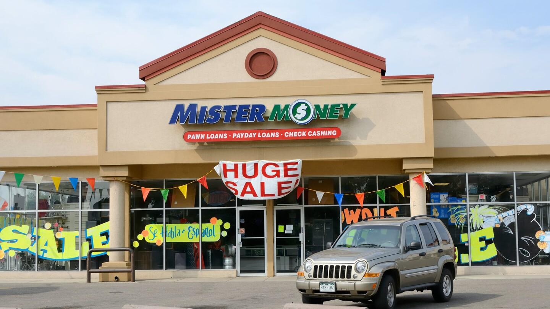 Bank Deserts - Mister Money