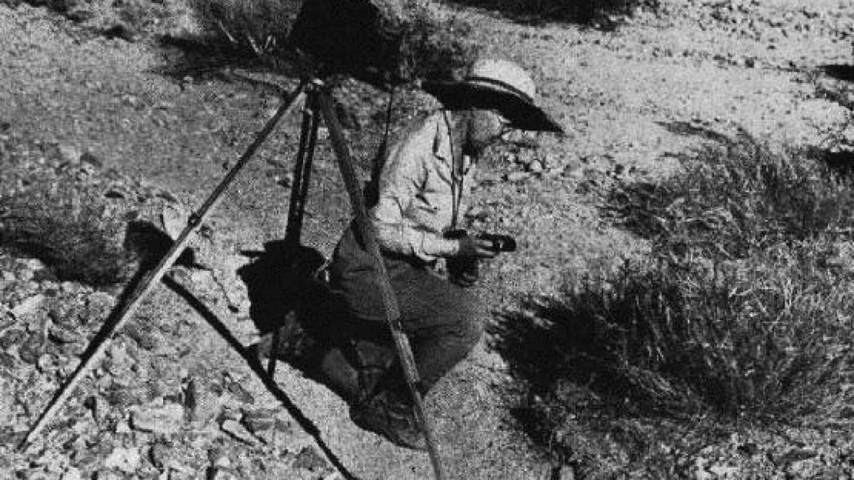 Botanist Mary Beal