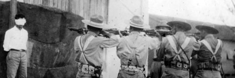 batista firing squad