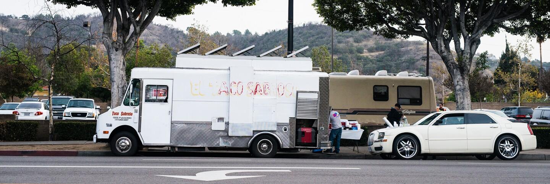 Taco Sabrosa in Highland Park, CA. | Staci Valentine