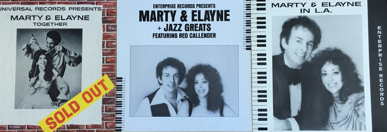 Marty and Elayne music