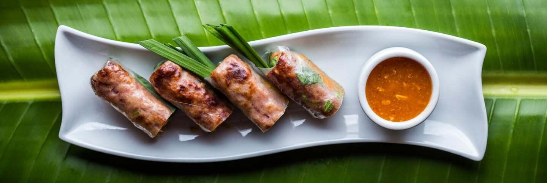 Nem Nuong | Courtesy of Bamboo Bistro
