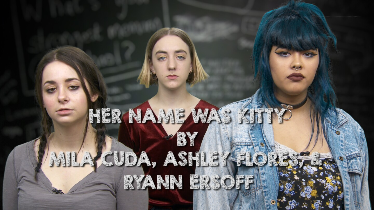 Literary Riot: Ryann Ersoff, Mila Cuda, and Ashley Flores